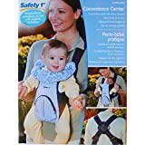 Safety 1st Convenience Soft Carrier | Forward & Rear Facing Infant Pack