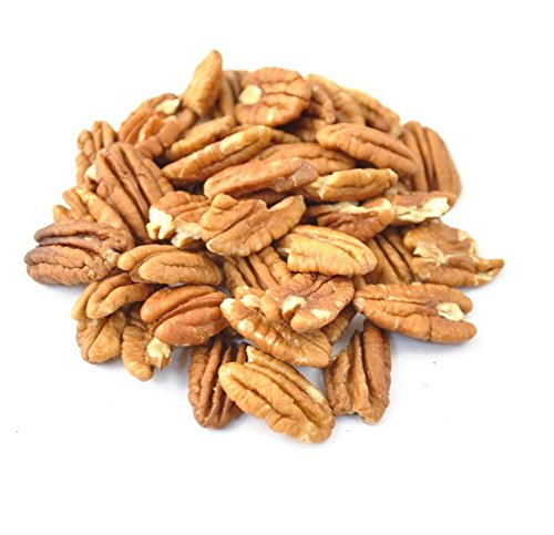 (Anna and Sarah Organic Raw Pecan Halves 2.5 Lbs in Resealable Bag)
