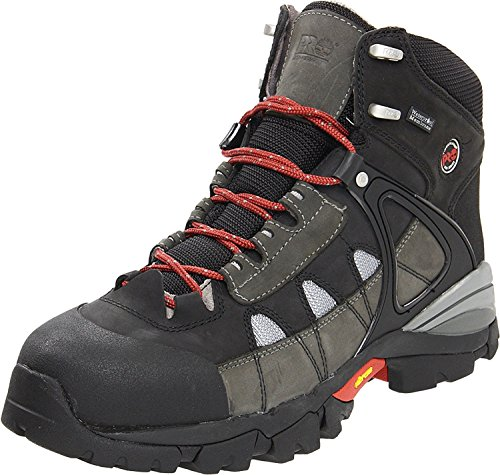 Timberland PRO Mens Hyperion Waterproof Work Boot, Gray/Gray, 45.5 D(M) EU/11 D(M) UK