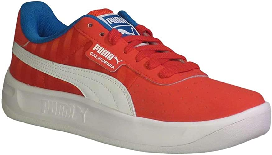 PUMA Womens California Retro Sneakers,