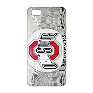 3D Ohio State Buckeyes For HTC One M7 Phone Case Cover