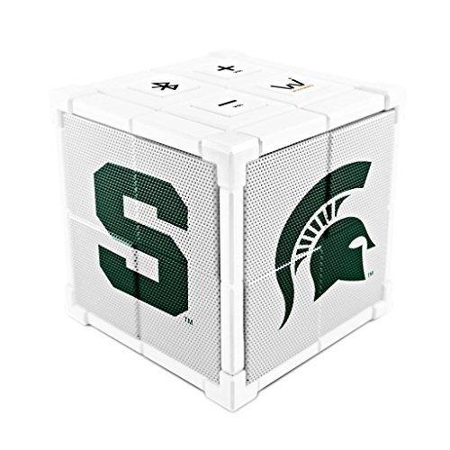wiseways-kube-bluetooth-collegiate-speaker-for-michigan-state-university-spartans