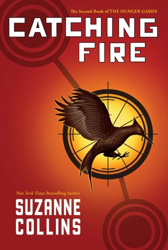 Catching Fire (The Second Book of the Hunger Games) - Audio Library Edition by Brand: Scholastic Audio Books