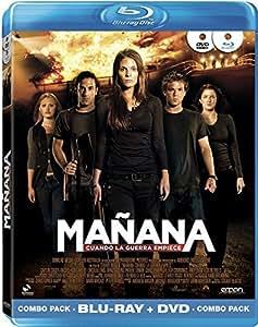 Mañana Cuando La Guerra Empiece (Combo DVD + BD) [Blu-ray]