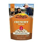 Zuke'S Crunchy Naturals 2S Baked with Yogurt & Honey Dog Treats - 9 Oz. Pouch
