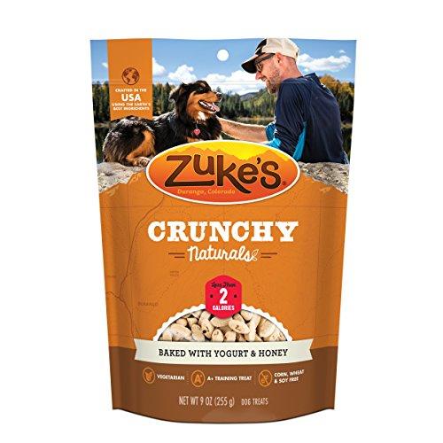 - Zuke'S Crunchy Naturals 2S Baked With Yogurt & Honey Dog Treats - 9 Oz. Pouch