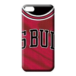 diy zheng Ipod Touch 5 5th Shock-dirt Designed New Arrival phone case skin chicago bulls nba basketball