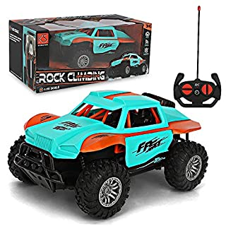 BeebeeRun Remote Control Car Off Road Monster Trucks for Boys - 1:16 High Speed Fast Racing Rock Crawler 4x4 RC Cars, Electric Toy Cars Gift for Boys Teens Adults