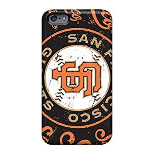 Bumper Hard Cell-phone Case For Apple Iphone 6 With Unique Design HD San Francisco Giants Image TrevorBahri