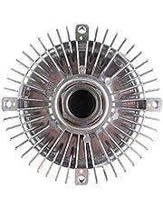 A-Premium Engine Cooling Fan Clutch Replacement for BMW E24 E28 E30 E36 318i 318is 318ti 325 325es 325i 325ix 528e 533i 535i 535is 633csi M3 M5 M6 Z3