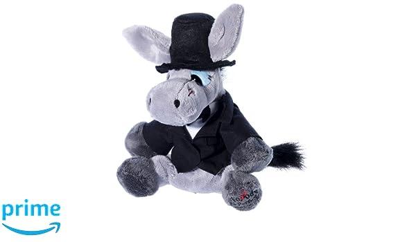 Heunec 681675 My Little Murphy - Burro de peluche vestido de novio: Amazon.es: Juguetes y juegos