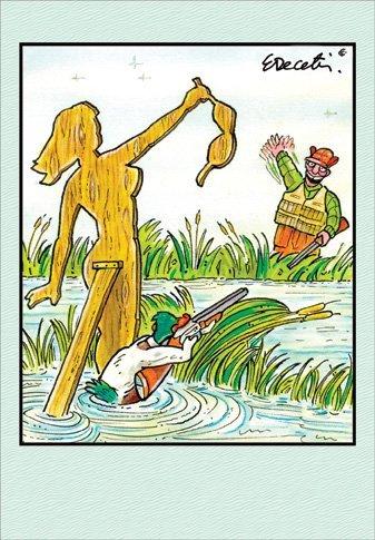 Duck Birthday Card - 4