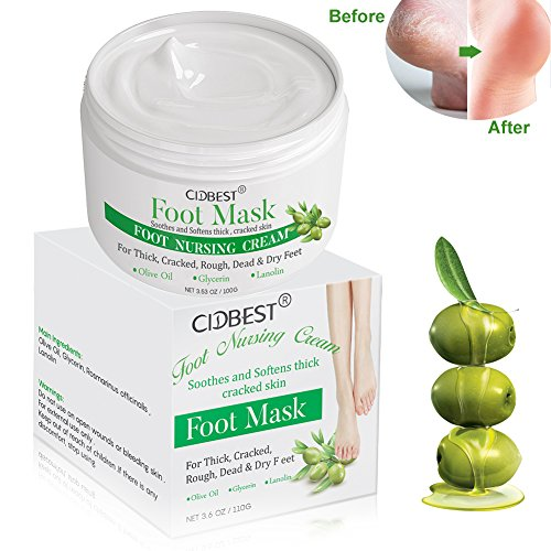 k , Callus Remover Cream , Foot Repair Cream with olive oil Moisturizes and Rehydrates Feet - For Thick, Cracked, Rough, Dead & Dry Feet (Gehwol Foot Cream)