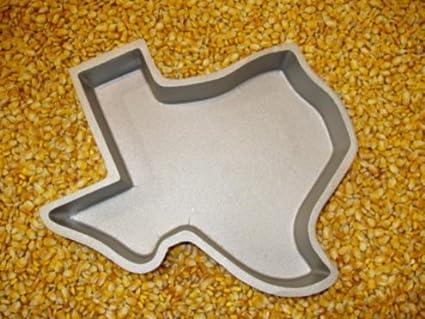 Review Cast Aluminum Texas Shaped