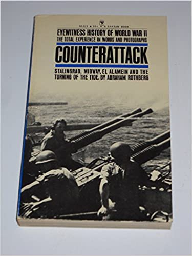 Eyewitness History of World War II, Vol. 3, Counterattack -