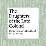 The Daughters of the Late Colonel | Katherine Mansfield