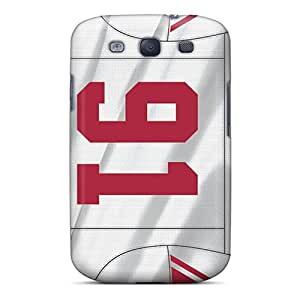 Samsung Galaxy S3 OYY19356PpTV Unique Design Vivid New York Giants Pictures Protector Cell-phone Hard Cover -InesWeldon