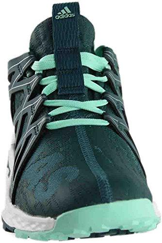 Adidas Prestaties Van Vrouwen Kracht Bounce W Hardloopschoen Mysterie Groen
