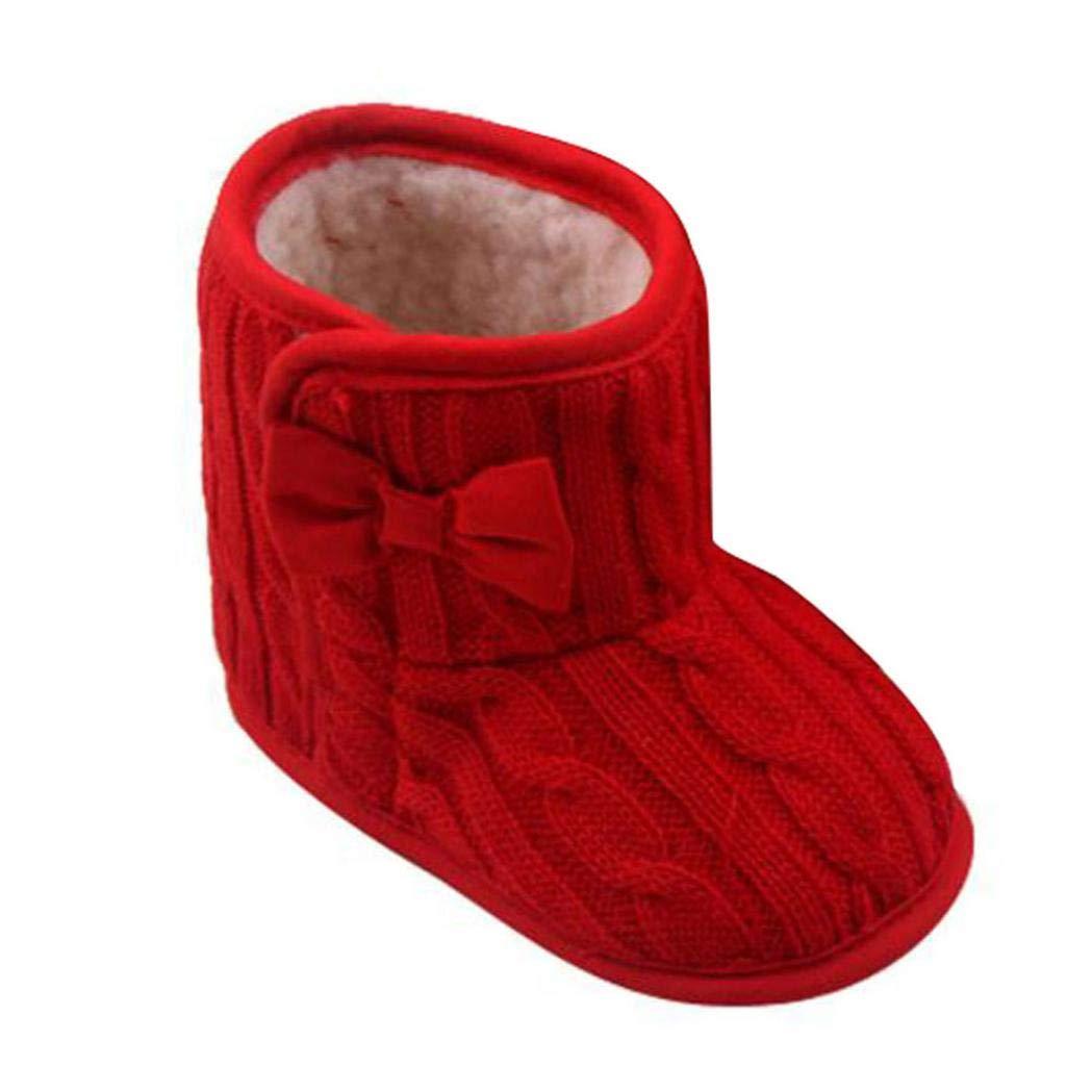 HOMEBABY - Bambino Caldo Ragazzi Stivali Martin Sneaker Bambini Casual Scarpe, Stivali Classici Unisex Inverno Caldo Scarpe Stivali Pantofola