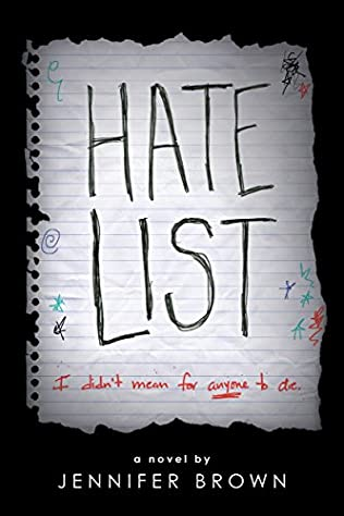 Book Cover Of Hate List