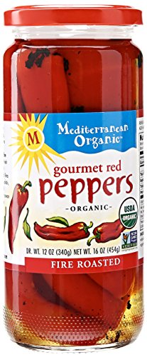 (Mediterranean Organic Roasted Red Peppers, 16)