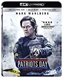 Mark Wahlberg shines in this all-star action-thriller that chronicles the courage and power of the people of Boston during the real-life manhunt for the Boston Marathon bombers.