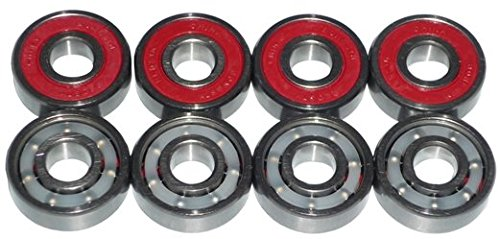 Bones Reds Bearings (8 Pack, No Packaging)