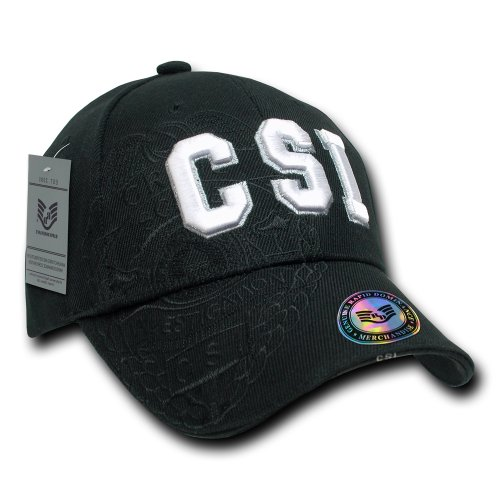 - Rapiddominance CSI Shadow Law Enforcement Cap, Black