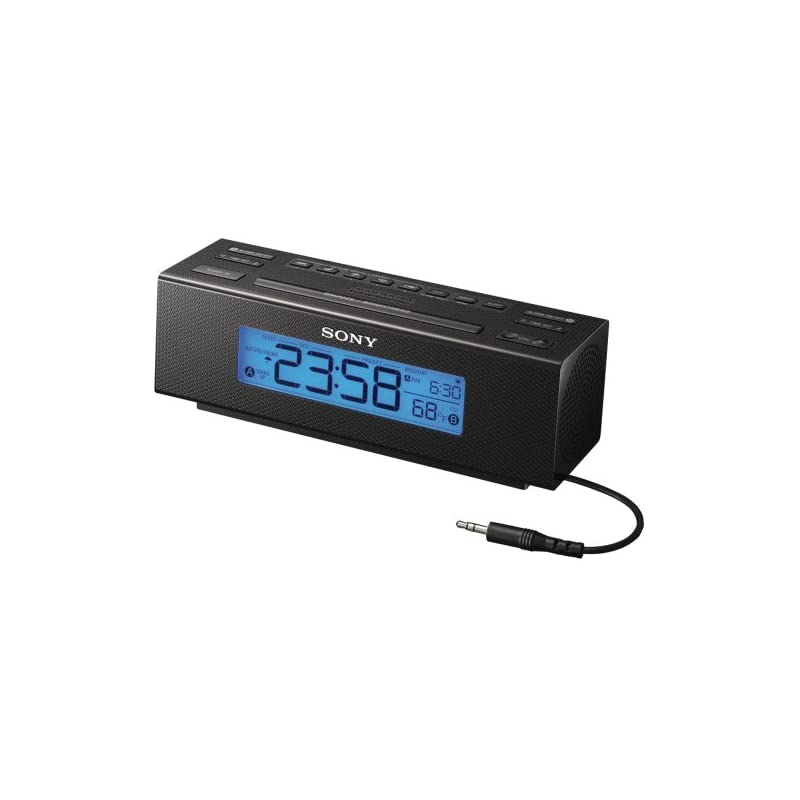 sony-icf-c707-clock-radio-with-am