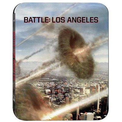 (Battle: Los Angeles [Blu-ray + DVD Combo Pack] (Exclusive Steelbook Packaging) - Arron Eckhart (Blu-ray - 2011))