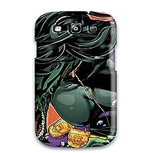 Brand New S3 Defender Case For Galaxy (voodoo Comics Anime Comics)