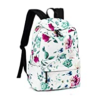 Leaper Stylish Girls School Backpack Bookbags College Bags Travel Bag Daypack