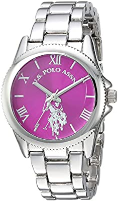 And WatchColor sPolo U Casual Quartz Metal AssnWomen's Alloy OuXZPki