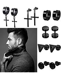Mens Earrings Amazon Com