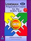 PHILLIPS's Longman Preparation Course for the TOEFL(R) Test 2nd(second) edition (Longman Preparation Course for the TOEFL(R) Test: iBT Student Book with CD-ROM and Answer Key (Audio CDs required) (2nd Edition) [Paperback])(2007)