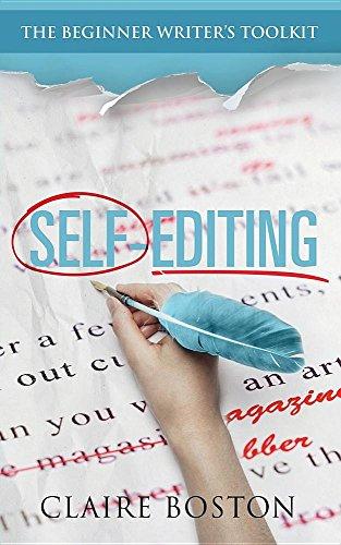 book cover of Self-Editing