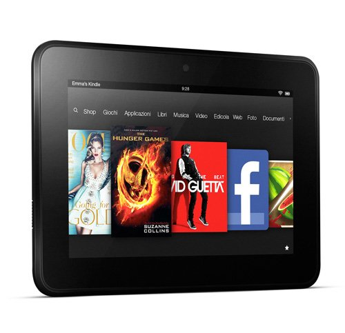 "Kindle Fire HD 7"" 2nd Generation"