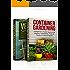 Gardening for Beginners: Bundle : Container Gardening (Book 1) + Vertical Gardening (Book 2)