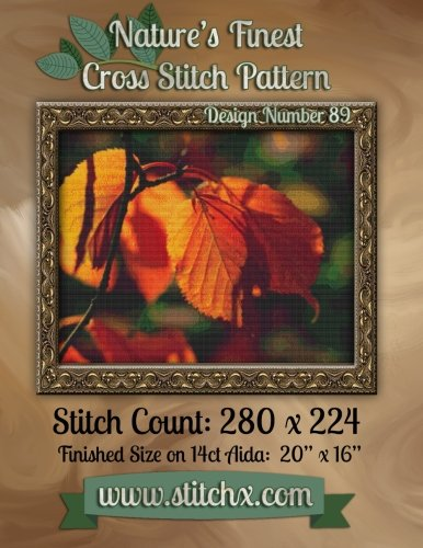 Nature's Finest Cross Stitch Pattern: Design Number 89 pdf