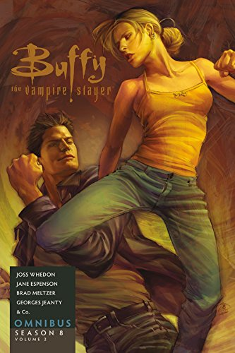 Buffy the Vampire Slayer Omnibus: Season 8 Volume 2]()