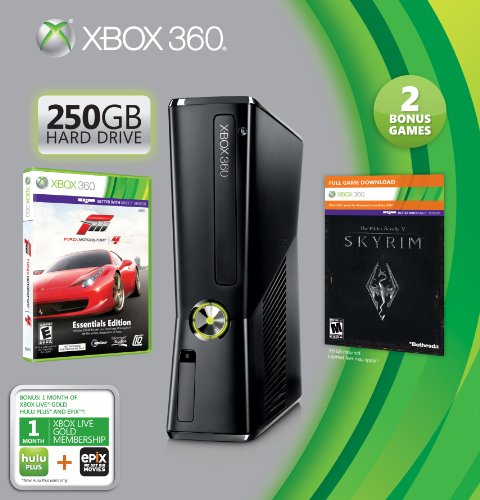 Used, Xbox 360 250GB Holiday Value Bundle for sale  Delivered anywhere in USA