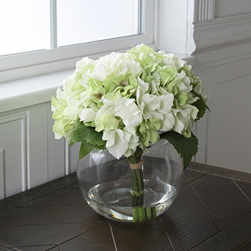 Buy green vases for flowers