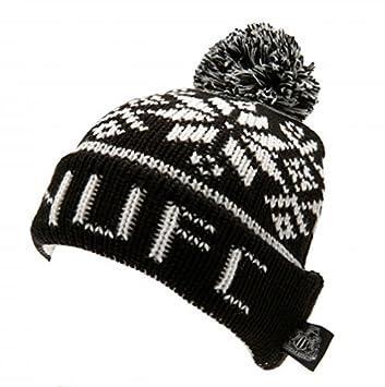 Newcastle United FC Beanie Winter Ski Hat
