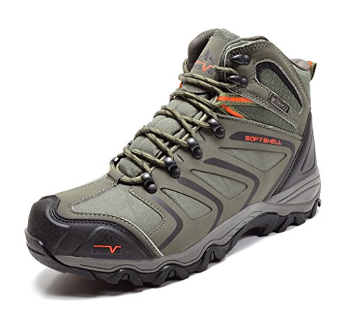 ARCTIV8-160448-M-Mens-Insulated-Waterproof-construction-Rubber-Sole-Hiking-Boots