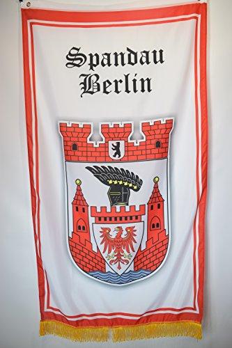 Spandau Berlin Coat Of Arms Garage Hangar Basement Flag 3x5