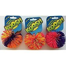 Koosh - Set of 3 Koosh Balls- AS SHOWN