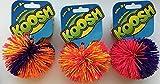 Koosh – Set of 3 Original Koosh Balls by Basic Fun