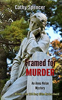 Framed Murder Anna Nolan Mystery ebook product image