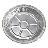 Handi-Foil of America Aluminum Pie Pan, 9 inch, 200/Carton