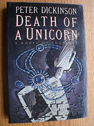 book cover of Death of a Unicorn